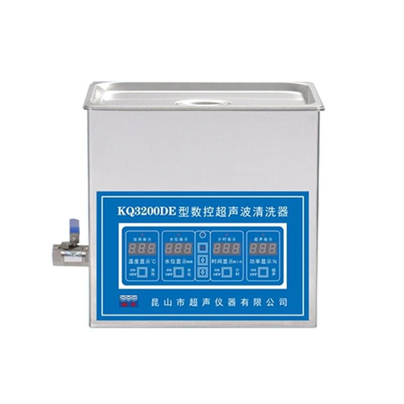 昆山舒美超声波清洗器KQ3200DE